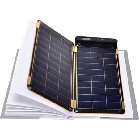 YOLK Incarcator Solar USB 5W pentru Smartphone