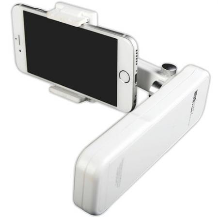 YUPPI LOVE TECH X-Cam Sight 2 Suport Stabilizator Cu Bluetooth alb RS125030383-4