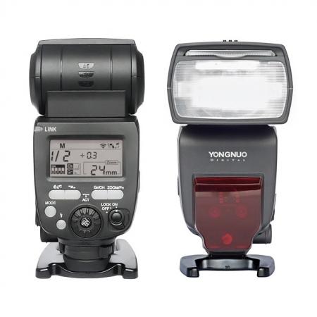 YongNuo YN660 speedlite sincron central