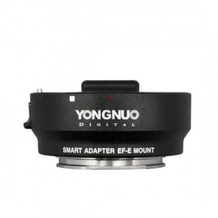 Yongnuo Smart Adapter EF - E Mount - adaptor Canon EF la Sony E