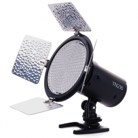 Yongnuo YN216 - lampa video 216 leduri 3200K-5500K RS125019733-1