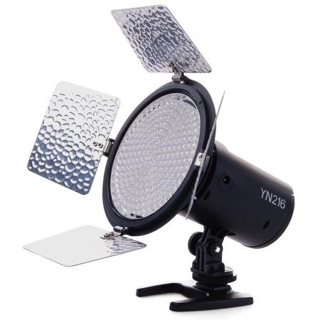 Yongnuo YN216 - lampa video 216 leduri 3200K-5500K - RS125019733