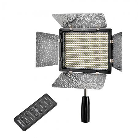 Yongnuo YN300 III - lampa led, controlata radio