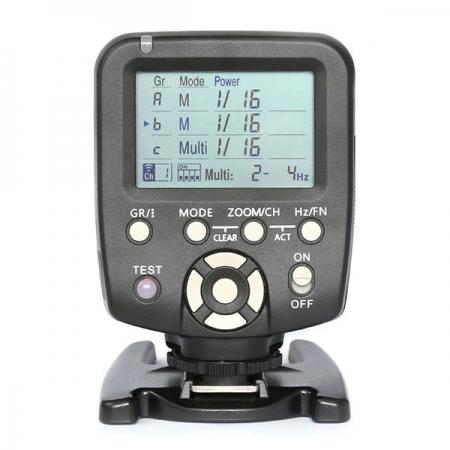 Yongnuo YN560-TX - Commander radio manual pt Canon
