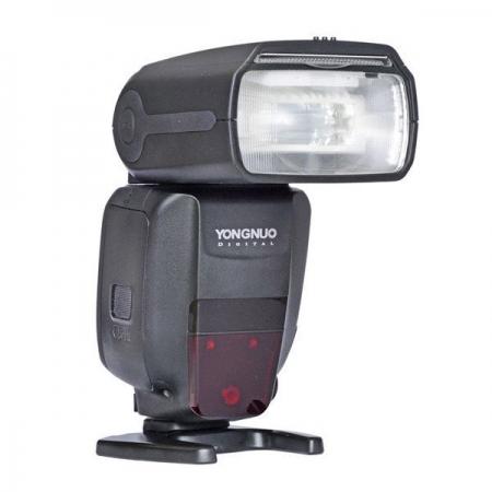 Yongnuo YN600EX-RT - blit E-TTL (Canon) cu transceiver radio integrat