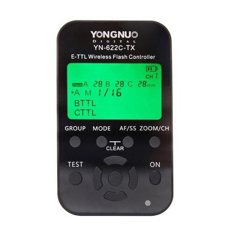 Yongnuo YN-622C-TX - Commander radio Canon ETTL
