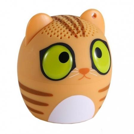 Yuppi Love Tech Boxa Portabila Pisica Cu Buton Pentru Selfie