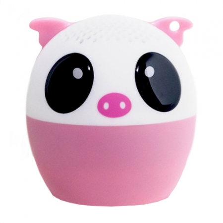 Yuppi Love Tech Boxa Portabila Porc Cu Buton Pentru Selfie