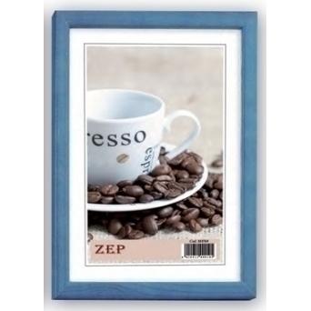 ZEP M7366 - Rama foto lemn, 30x45cm, bleu