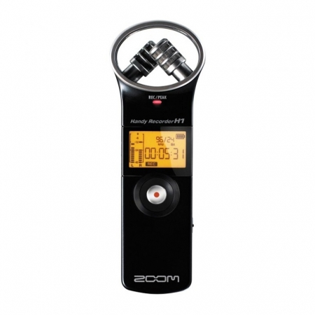 ZOOM H1 v2 Handy Recorder RS1040349-5