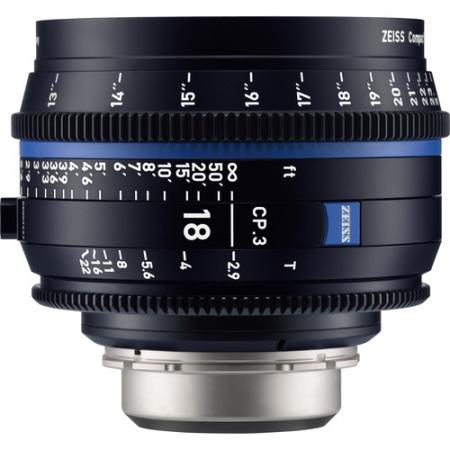 Zeiss CP.3 18mm T2.9 - Montura Sony E