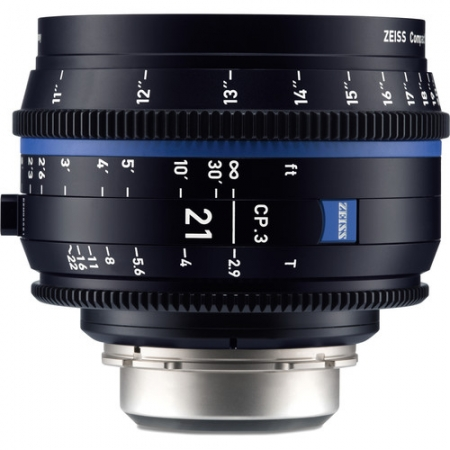 Zeiss CP.3 21mm T2.9 - Montura Sony E
