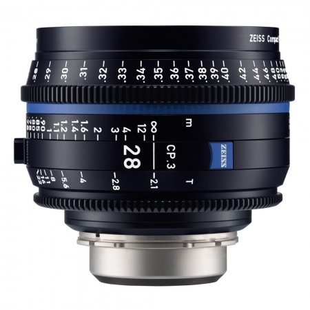 Zeiss CP.3 28mm T2.1 - Montura Sony E