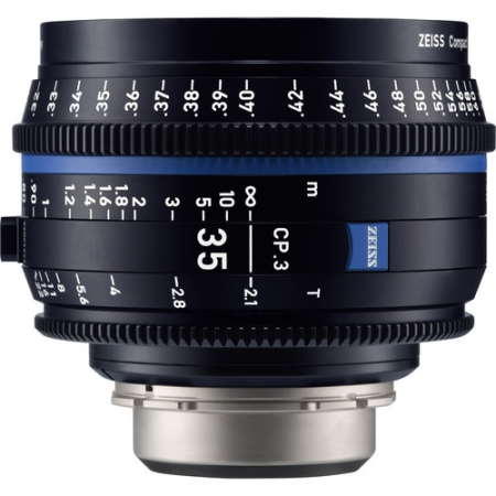 Zeiss CP.3 35mm T2.1 - Montura PL