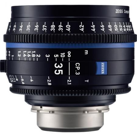 Zeiss CP.3 35mm T2.1 - Montura Sony E