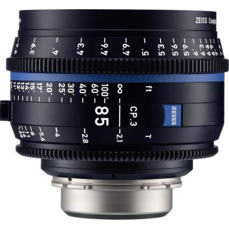 Zeiss CP.3 85mm T2.1 - Montura Canon EF