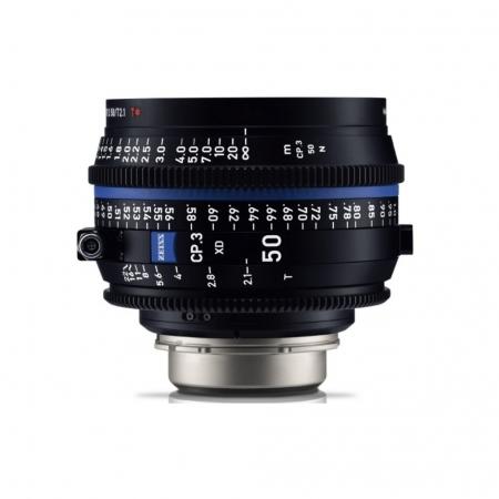 Zeiss CP.3 XD 50mm T2.1 - Montura PL