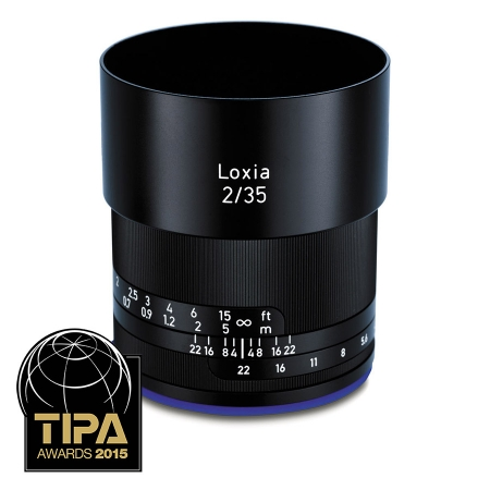 Zeiss Loxia 35mm f/2.0 Biogon T* - montura Sony E Full Frame
