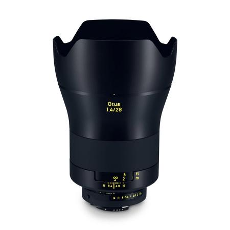 Zeiss Otus 28mm f/1.4 Apo Distagon T* ZF.2 - montura Nikon
