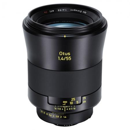 Zeiss Otus 55mm f/1.4 Distagon T* ZF.2 - montura Nikon