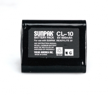 Acumulator CL-10 pentru SUNPAK ReadyLite 20