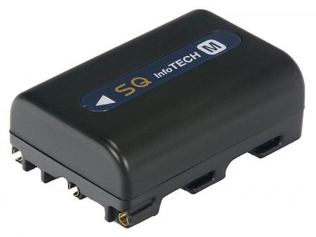 Acumulator Li-Ion tip NP-FM51 , NP-QM50 , NP-QM51.(cod PL503D.750) 1100mAh.