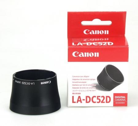 Adaptor Canon LA-DC52D pentru Canon A80/A95
