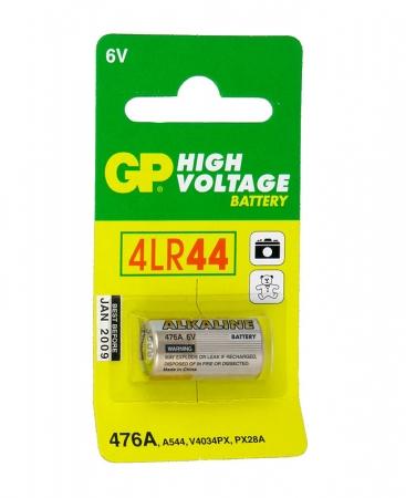 Baterie Alcalina 4LR44 GP 476A