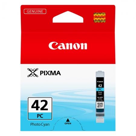 Canon CLI-42PC Photo Cyan - cartus Pixma PRO-100