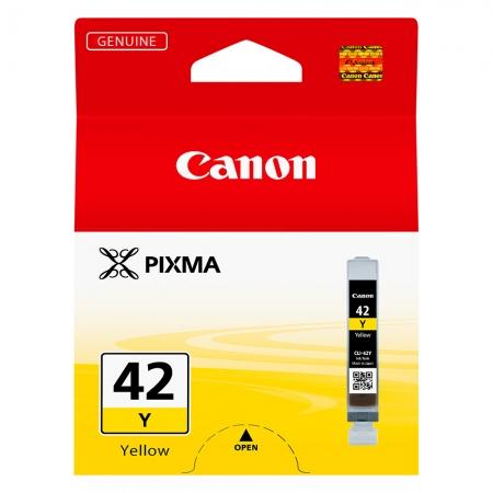 Canon CLI-42Y Yellow - cartus Pixma PRO-100