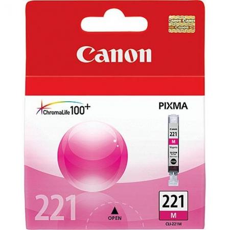Canon CLI-521M Magenta - Cartus foto pentru imprimanta Canon PIXMA iP4600/iP4700/MP560