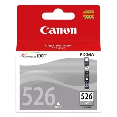 Canon CLI-526GY Gri - Cartus imprimanta Canon PIXMA IP4950*MG8250