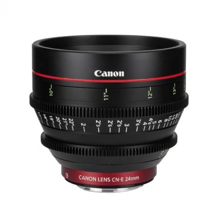 Canon CN-E24mm T1.5 L F - montura EF