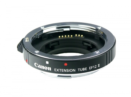 Canon EF 12 II - tub extensie / macro (12mm) pentru obiective EF si EF-S