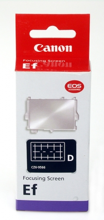 Canon EF-D - ecran de focalizare - Canon 40D, 50D, 60D, 60Da