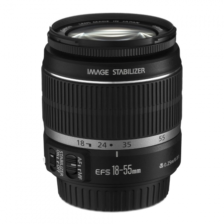Canon EF-S 18-55mm f/3.5-5.6 IS (stabilizare de imagine)