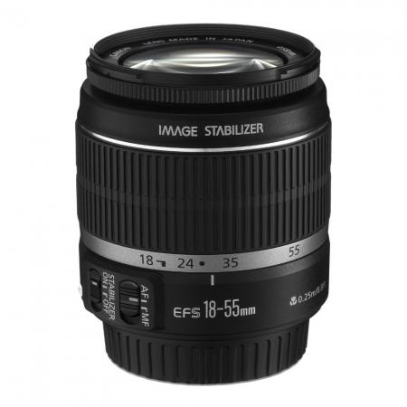 Canon EF-S 18-55mm f/3.5-5.6 IS (stabilizare de imagine)