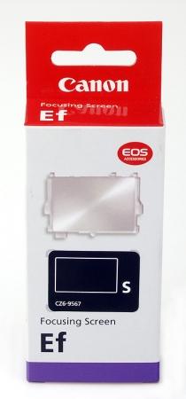 Canon EF-S - ecran de focalizare - Canon 40D, 50D, 60D, 70D