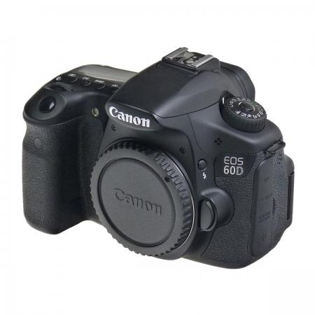 Canon EOS 60D body - SH4279-1