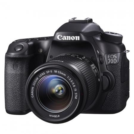Canon lansează EOS 70D, cel mai nou DSLR cu ecran orientabil Canon-eos-70d-kit-cu-obiectiv-ef-s-18-55mm-f3-5-5-6-is-stm-28369
