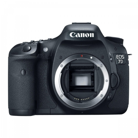 Canon EOS 7D body - 18 MPx, LCD 3 inch, 8 fps, LiveView, filmare Full HD