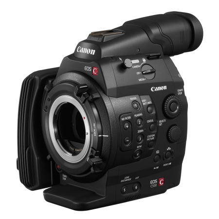Canon EOS C500 - camera cinema profesionala 4 K