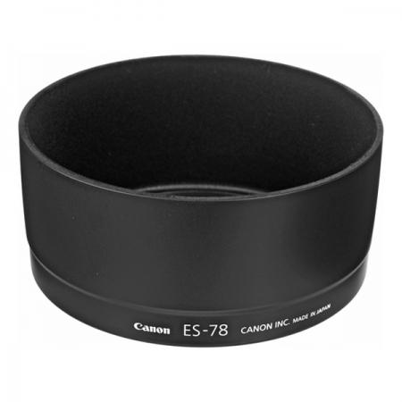 Canon ES-78 - parasolar pentru Canon EF 50mm f/1.2 L