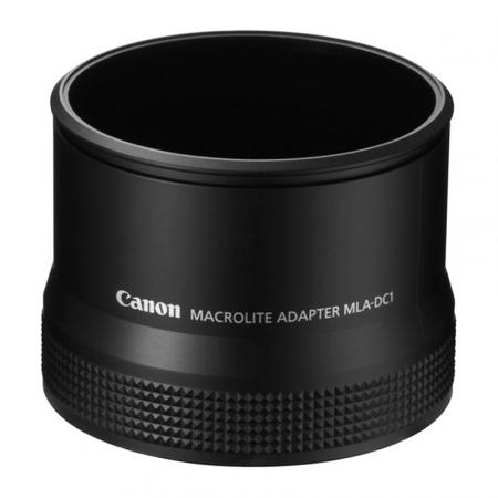 Canon MLA-DC1 adaptor blitz macro G1X