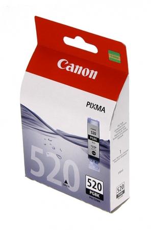 Canon PGI-520BK - Cartus foto pentru imprimanta Canon PIXMA iP4600/iP4700/MP560