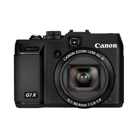 Canon PowerShot G1X - 14mpx, zoom optic 4x, LCD 3