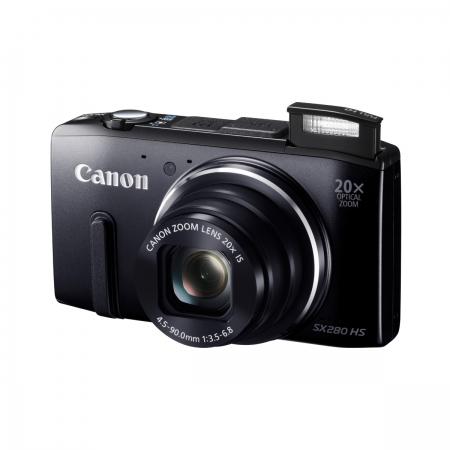 Canon PowerShot SX280 HS - când reglajele manuale contează mai mult decât rezoluția Canon-powershot-sx280-hs-negru-12-1-mpx-zoom-20x-wi-fi-26389-1