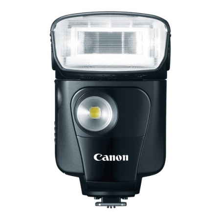 Canon Speedlite 320EX - blitz compact/Lampa Video
