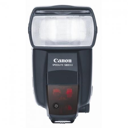 Canon Speedlite 580EX II - blitz E-TTL