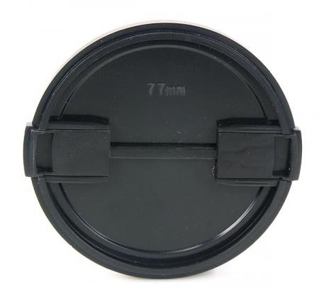 Capac obiectiv plastic pentru foto-video CP-01 77mm